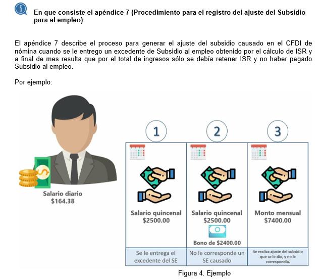 Configura Ajuste Del Subsidio Causado En Aspel Noi 9 0 Cade Soluciones